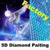 Het Schilderen van de Diamant van de Kunst van de Ambacht DIY de Volledige DwarsSteek van de Levering van de Fabriek van de Verdeler