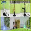 De duidelijke Waterpijpen van hand-Blown Shisha met LED Light voor Sale