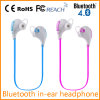 세륨 Certificated를 가진 Earphone에서 Ear 스포츠 Ergonomic Design Bluetooth