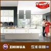 Küche-Schranktür von hohe glatte Blume UVMDF (ZH-C863)