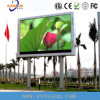 Cartelera al aire libre popular de la visualización de LED P10 (los 10*6m-4*3m-6*4m)