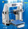 Volume 200 da cópia do Desktop 3D Impresora de Fdm do jogo da impressora do frame do metal do melhoramento de Prusa