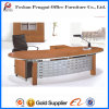 Diseño de madera clásico del escritorio de oficina