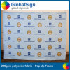 220GSM Full Color Printed Polyester Banners, Polyester Backdrop