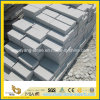 G603 Precut Grey Granite Paving Brick para o jardim ou o Driveway
