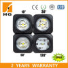 Luz de conducción de la luz 2inch 10W Hg-890 LED del trabajo del LED