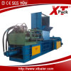 Full Automatic Automatique-Strapping Baler Machine pour Cardboard