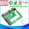 "Mini nuevo medio SSD de Msata de la altura de PCI-E hasta 7m m 2.5 "" impulsión dura PCBA de SATA 22pin Sisk"