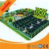 Малыши проложили мягкую спортивную площадку для коммерчески крытого парка игры