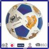 柔らかいPPの綿によって詰められるカスタマイズされたサッカーのごまかす球