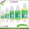 O suco plástico de E engarrafa o suco do pacote E Liquid/E-Liquid/E