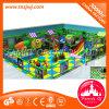 Giocattoli dell'interno del gioco dei bambini, ginnastica di plastica della giungla per i capretti