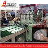 Automático controlado por ordenador de basura plana Máquina para fabricar bolsas (BX-GBDR)