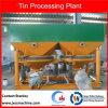 Máquina de la plantilla de la planta de tratamiento de la lata