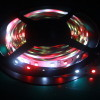 Duoble color 5050 luz de tira 22lm Por LED DC24V 60LEDs / M RGB + W