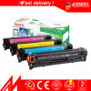 Alto cartucho de toner estable del color de la calidad para HP CB540/541/542/543