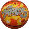 Basket-ball en caoutchouc de sept tailles (XLRB-00338)