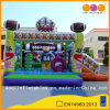 Équipement de parc d'attractions Jumper gonflable Combo Bouncer and Slide (AQ01561)