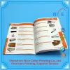 Stampa del catalogo del libro di coperchio molle dello scomparto di stampa del catalogo