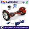 trotinette do balanço do auto 10inch elétrico com controlador e o altofalante remotos de Bluetooth