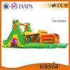 A certificação nova do CE do projeto 2015 caçoa a casa inflável do castelo do Bouncer