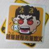Sticker van de Auto van pvc van de douane de UV en Waterdichte