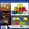 Cinta reflexiva del PVC de la buena calidad para el desgaste del trabajo de la seguridad (C3500-O)