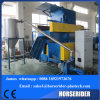 Trituradora de alto rendimiento dos de la desfibradora en una para el terrón plástico grande