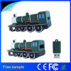 Promoção Gift Custom Cartoon PVC Train Memory Stick 4GB