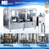 Nueva máquina de rellenar diseñada del agua automática en China