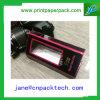 Ventana modificada para requisitos particulares/rectángulo de regalo de papel rígido barato de sellado caliente del rectángulo