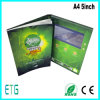 Cartão de Gretings do módulo do LCD de 7 polegadas para a venda quente