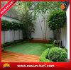 Couvre-tapis décoratif d'herbe du meilleur jardin artificiel de gazon