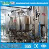Máquina de rellenar automática del agua de botella del Cgf 18-18-6 (CE)