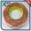 cinta de acrílico echada a un lado doble de la espuma de los 3m 4910 Vhb
