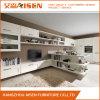 Gabinete de cozinha de madeira clássico do gabinete de cozinha reputação quente da venda da boa