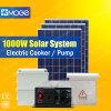 Sistema de energia solar de Moge 1000W com configuração elevada
