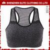 Le soutien-gorge de sport bon marché de styliste de gymnastique des femmes en gros d'usure (ELTSBI-1)