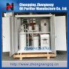 Vacuum hidráulico purificador de óleo, óleo hidráulico Usina de Reciclagem (TYA)