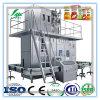 Máquina de rellenar líquida del rectángulo aséptico automático completo del cartón de la alta calidad