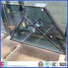 3mm-19mm Flat / Bent sécurité en verre trempé avec 3c / Ce / Certificat ISO