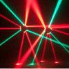 La lumière principale mobile DEL DJ de DEL effectuent le club du DJ d'éclairage d'étape légère, lumière d'étape d'usager