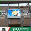 Publicidad de la cartelera al aire libre comercial del vídeo de P10 LED