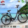 scooter électrique de la bicyclette E de route de vélo de la ville 250W avec la pédale