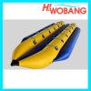Шлюпка банана дешевой игрушки воды быстрая раздувная для сплавлять