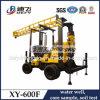 Schlussteil Mounted Hydraulic Mining Drilling Rig für Sale Xy-600f