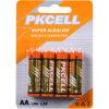 Bateria alcalina super da pilha seca (AAA/AA/C/D/27A/23A)