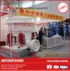 2015熱い販売の石造りブレーカ機械
