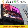 Écran visuel de mur de DEL pour la publicité