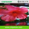 Fabricante profesional P6.67 LED de interior de Chipshow que hace publicidad de la exhibición